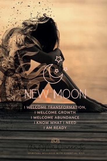 new moon AromaQueens