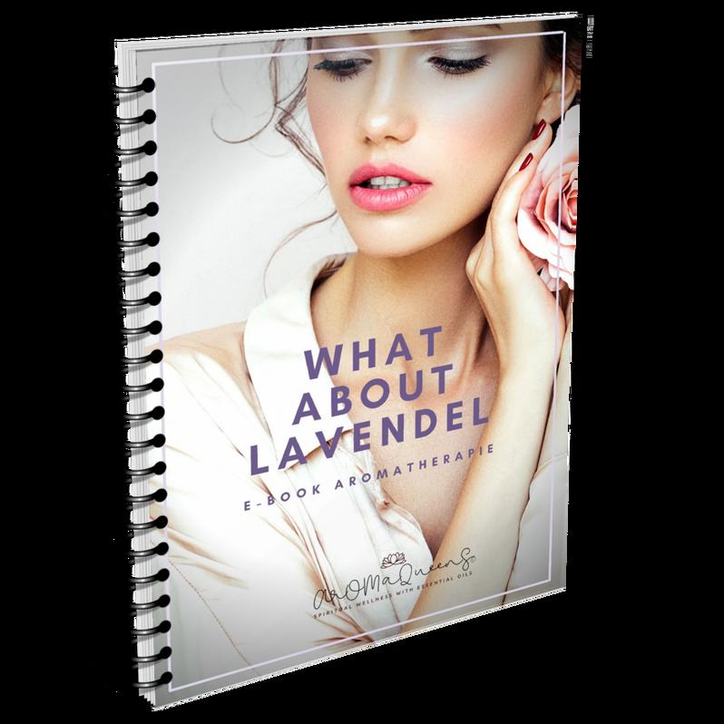 Lavendel e-book Aromatherapie