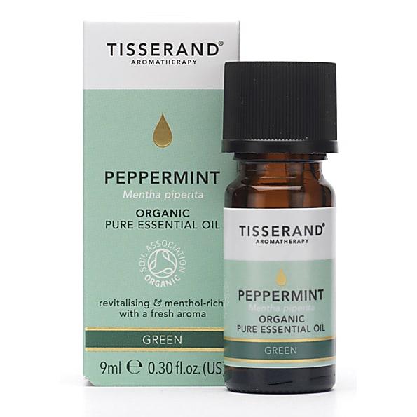 pepermunt essentiële olie bio organic