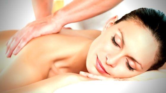 Massage draagolie essentiële olie